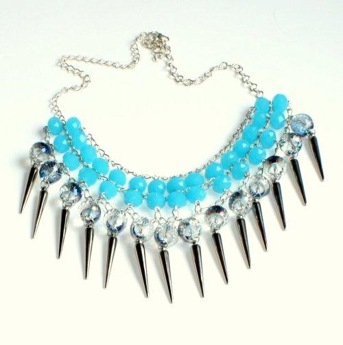make statement necklaces