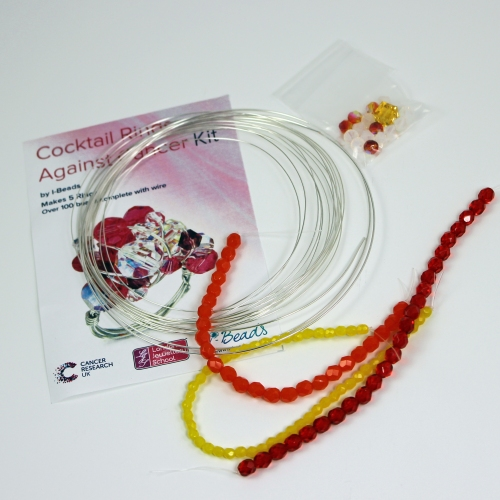 cocktail rings against cancer kit