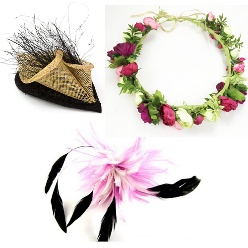 make headbands and hats