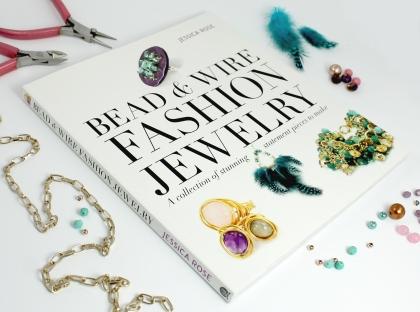 beading jewellery book