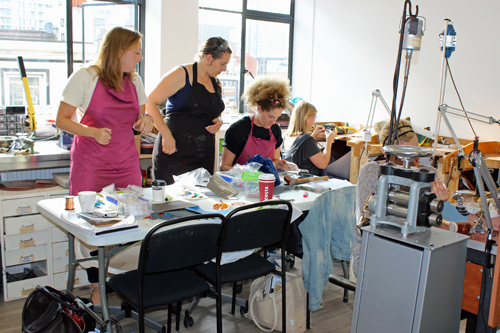 jewellery class workshops