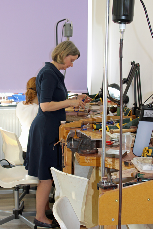 jewellery class workshop