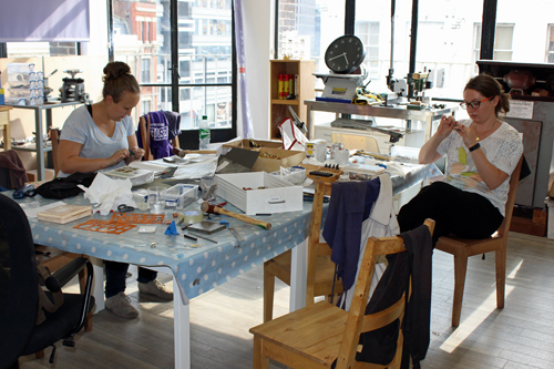 jewellery class workshop