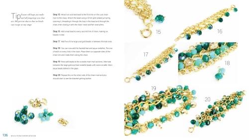 bead wire fashion jewelry