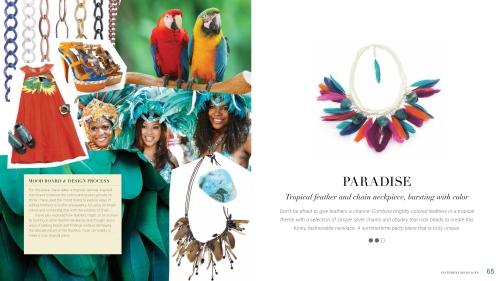 bead wire jewelry fashion