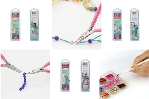 jewel tool collage