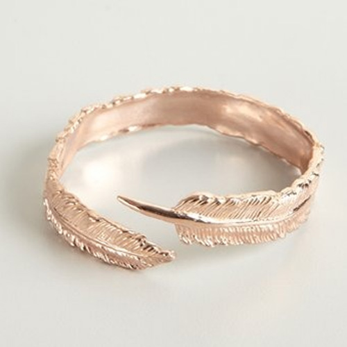 Delicate Rose Gold Ring Expensive