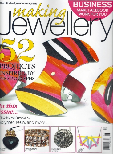 Making Jewellery Front Page