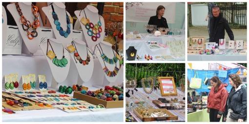 jewellery stalls