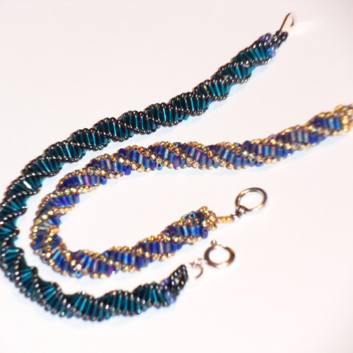 spiral bead rope