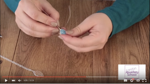 druzy video tutorial