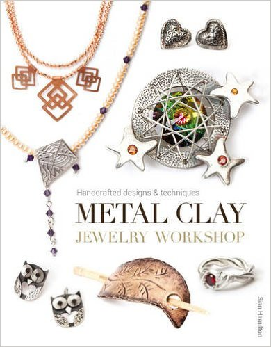 metal clay jewellery book