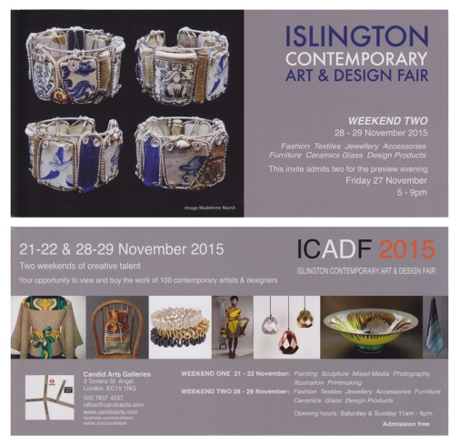 islington contemporary design fair