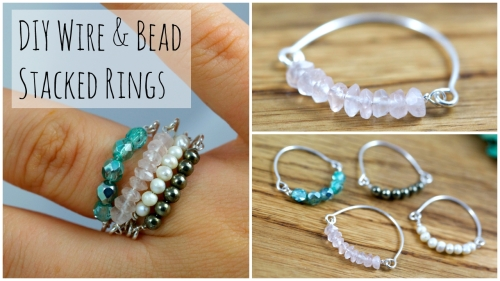 stacked ring video tutorial