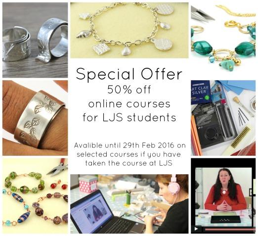 online jewellery classes