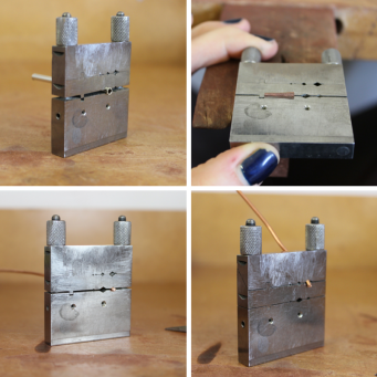London Jewellery School_Blog Post_Jewellery Tool Review_THE MIGHTY MITRE JIG 2