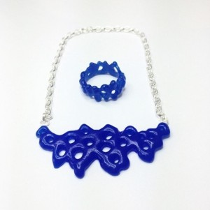 Sophie Arnott - Anvil and Ivy Jewellery - Wax Carved collection