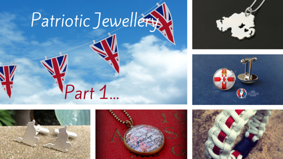 London Jewellery School Blog - Patriotic Jewellery Inspiration