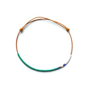 London Jewellery School Blog - Patriotic Jewellery Inspiration - Northern Ireland Bracelet