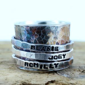 London Jewellery School Blog – Men's Jewellery - normal_personalised-mens-sterling-silver-spinner-ring