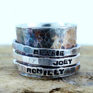 London Jewellery School Blog – Men's Jewellery - normal_personalised-mens-sterling-silver-spinner-ring