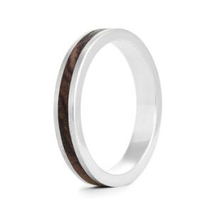 London jewellery school blog - men's jewellery - normal_native-silver-and-wood-ring