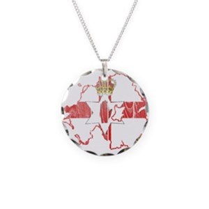 London Jewellery School Blog - Patriotic Jewellery Inspiration - Northern Ireland Necklace