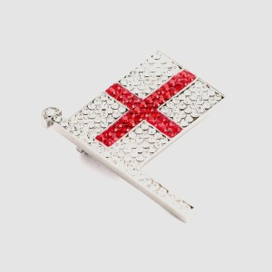 London Jewellery School Blog = Patriotic Jewellery Inspiration - small-crystal-english-flag-brooch.2.full