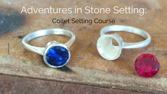 Adventures in Stone Setting