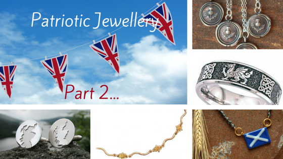 London Jewellery School Blog -Patriotic Jewellery-Part2