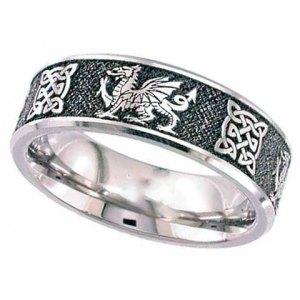welsh ring