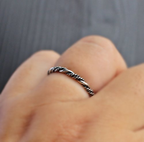london-jewellery-school-blog-handmade-twisted-stacking-ring