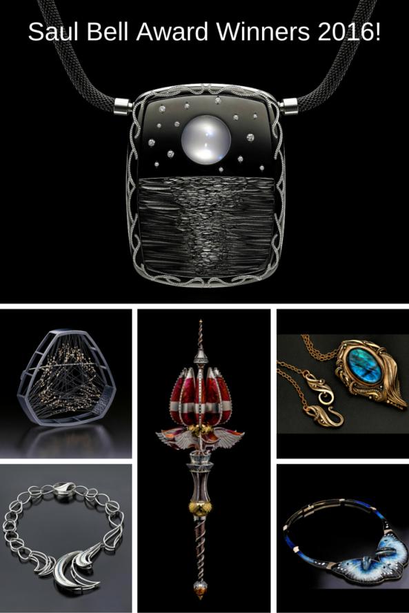 London Jewellery School Blog-Saul Bell Award Winners 2016!