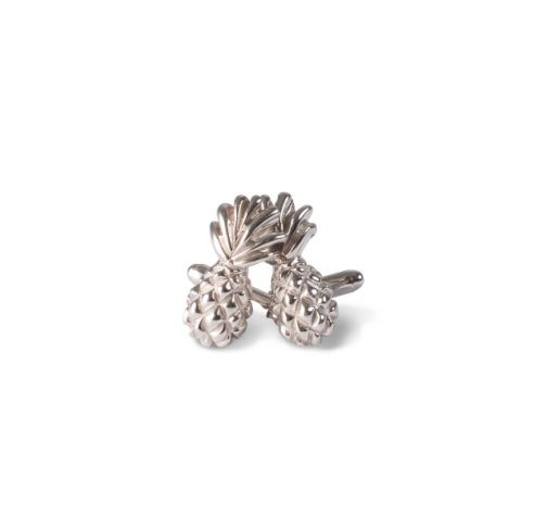 london-jewellery-school-blog-zoe-porter-jewellery-cast-pineapple-cufflinks