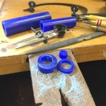 london-jewellery-school-wax-carving-evening-class-beginners-lost-wax-carving