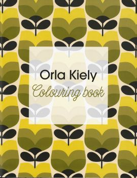 London Jewellery School Blog Mindfulness Orla Kiely Colouring Book