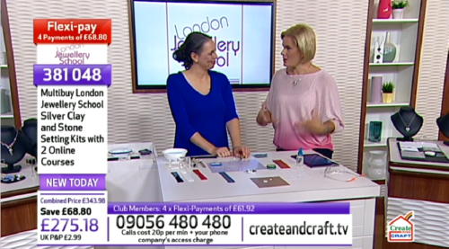 london-jewellery-school-blog-create-and-craft-tv-metal-clay-demo-anna-campbell-screenshot-1