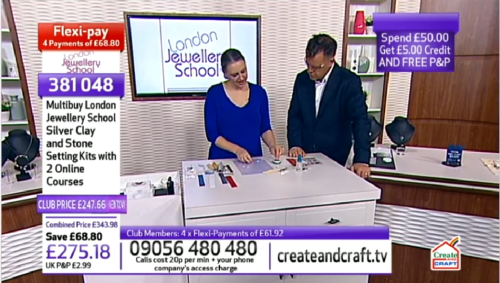 london-jewellery-school-create-and-craft-tv-metal-clay-kits-anna-campbell-screenshot2