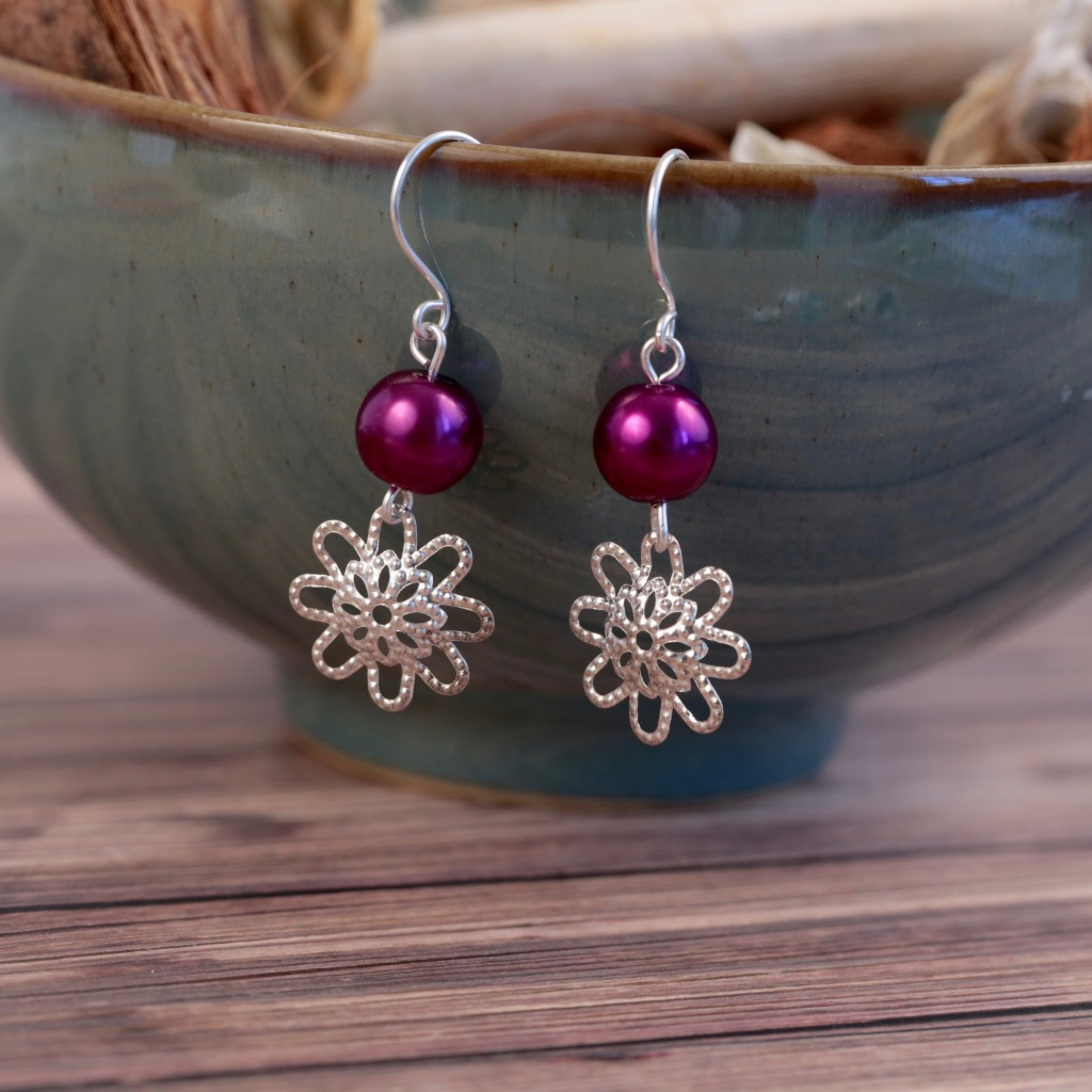 london-jewellery-school-beginners-beading-beaded-drop-earrings