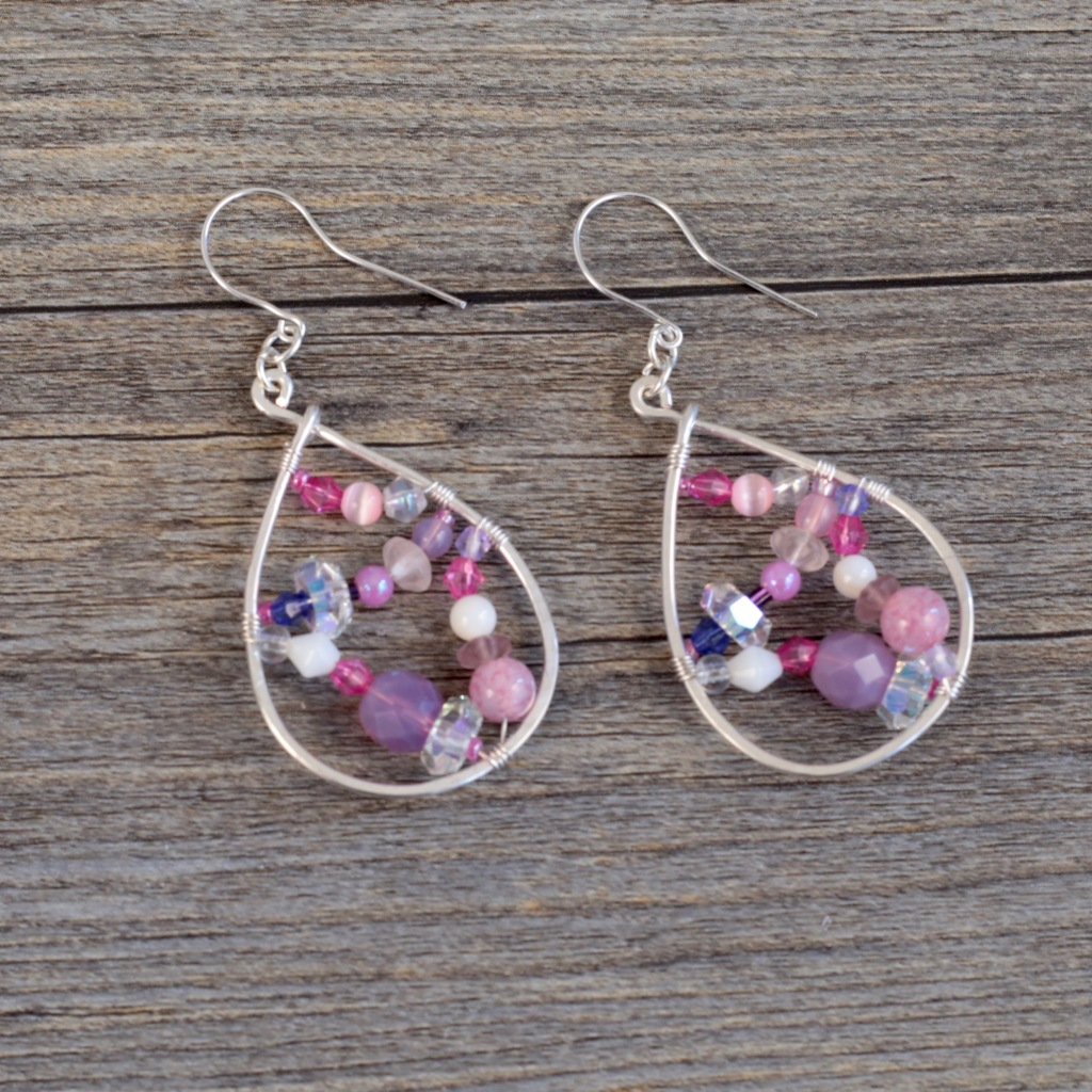 london-jewellery-school-blog-advanced-beading-course-london-structured-beaded-wire-earrings