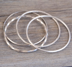 london-jewellery-school-silver-stacking-bangles-1-day-course