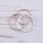London-Jewellery-School-New-Class-Silver-Stacking-Bangles