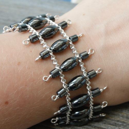 london-jewellery-school-blog-beaded-cuff-bracelet-jewellery-making-course-london