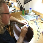 london-jewellery-school-5-week-wax-carving-evening-class-student-project