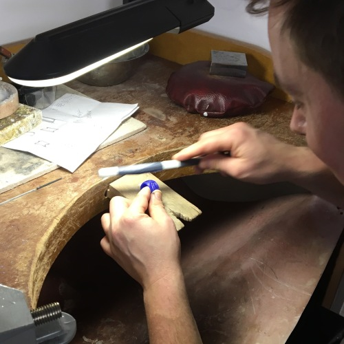 LJS-jewellery-making-courses-london-wax-carving-lost-wax-casting