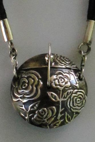 london-jewellery-school-precious-metal-clay-locket-terry-kovalcik