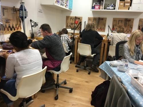 london-jewellery-school-blog-wax-carving-evening-class-with-sophie-arnott-1