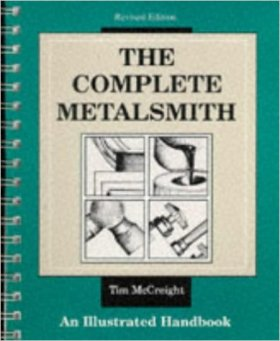 london-jewellery-school-blog-jewellery-inspiration-books-the-complete-metalsmith-by-tim-creight