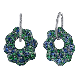 robert-procop-sapphire-tsavorite-diamond-drop-earrings-pantone-2017-london-jewellery-school