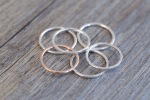 silver-stacking-rings-taster-class-london-jewellery-school